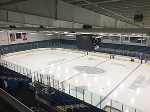 Fox Valley Ice Arena Has A 200 X 85 Regulation Nhl Rink And 100 International Size